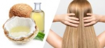 Six ways to use coconut oil for hair