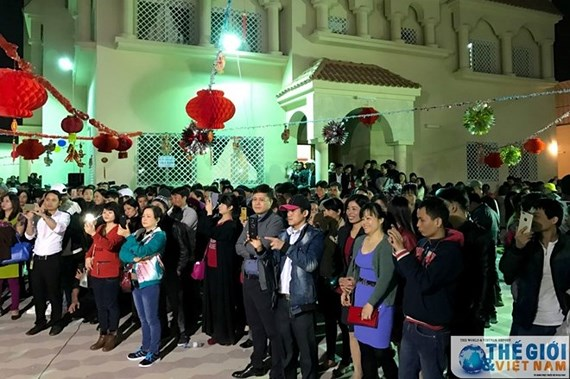 Tet get-together held for Vietnamese expats in Saudi Arabia