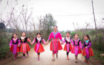 how hmong ethnic people in northern vietnam celebrate lunar new year