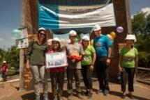 habitat builds homes for disadvantaged families