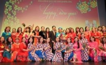 Tet get-together for Vietnamese expats in Hong Kong, Macau