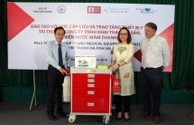 vcf enhaces quality healthcare services for kien giangs children