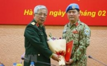 vietnam calling for more reconciliation initiatives by south sudan