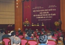 seminars on president ho chi minhs thoughts life and carreer held in hanoi