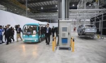 dprk representatives visit vinfast automobile manufacturing facility