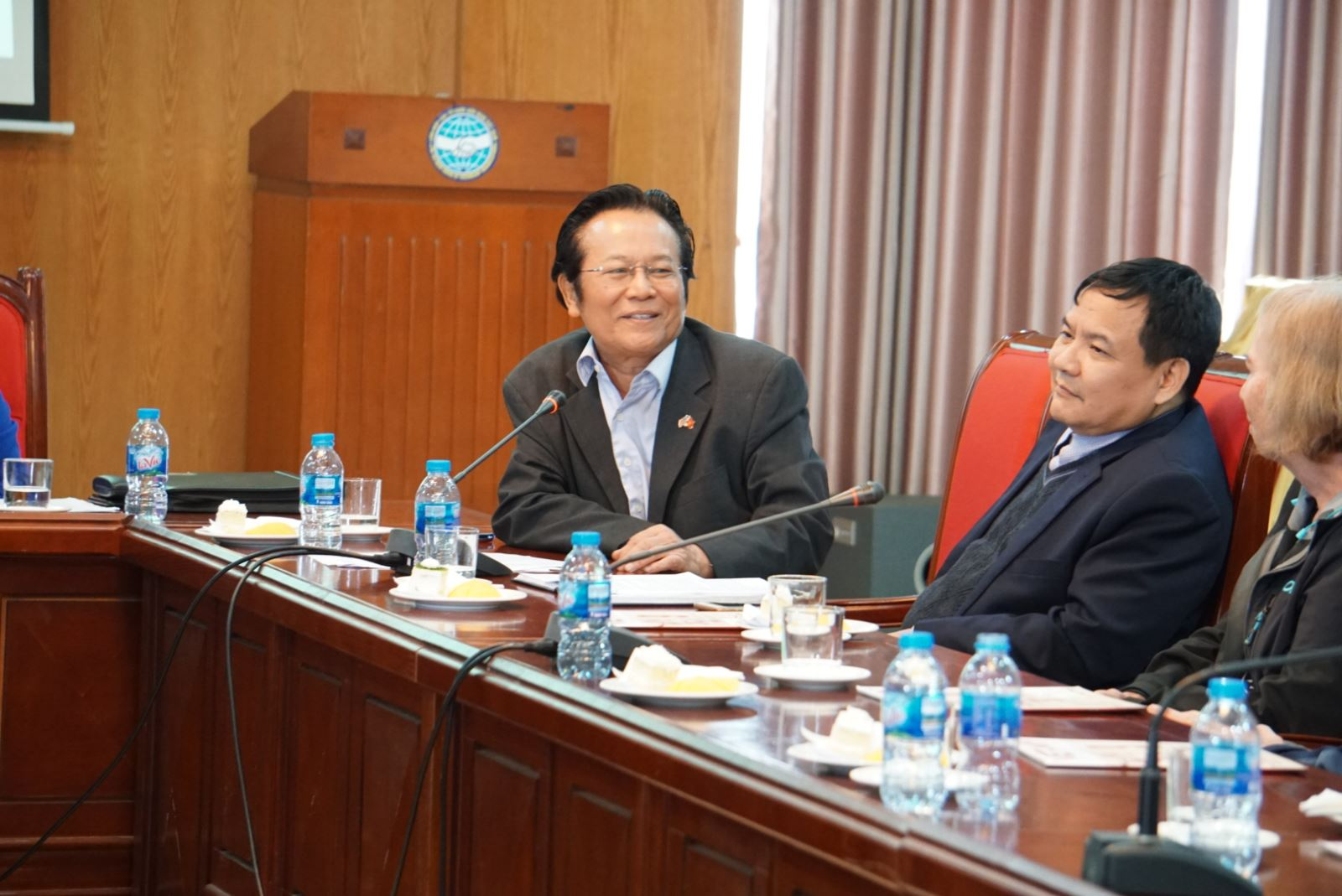 Vietnam appreciates Peace Trees Vietnam's contributions to heal war wounds