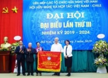 association continues to promote friendship and cooperation between vietnam chile
