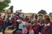 vietnamese diplomats supports needy students in lesotho