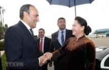 top legislator wraps up morocco visit heads to france for official visit