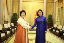 vice president vietnam treasures friendship with dprk