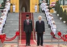 vietnam brunei upgrade ties to comprehensive partnership