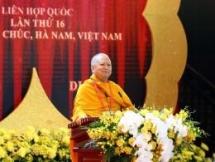 Vesak 2019 – demonstration of peaceful, friendly Vietnam