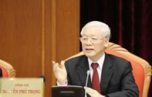 vietnam party chief chairs 10th plenum of central committee