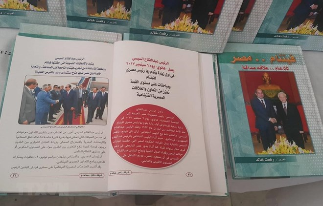 Book on Vietnam-Egypt ties debuts in Arabic language