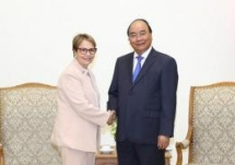 pm asks brazil to facilitate the entry of vietnamese farm produce