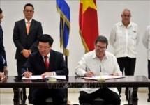 vietnam cuba seek to enhance cooperation
