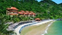 tung thu beach cat ba islands hidden place