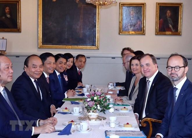 Sweden considers Vietnam an important partner in the region
