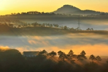 da lat citys fascinating beauty at sunrise