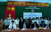 vietnam japan cooperate in training human resources in construction industry