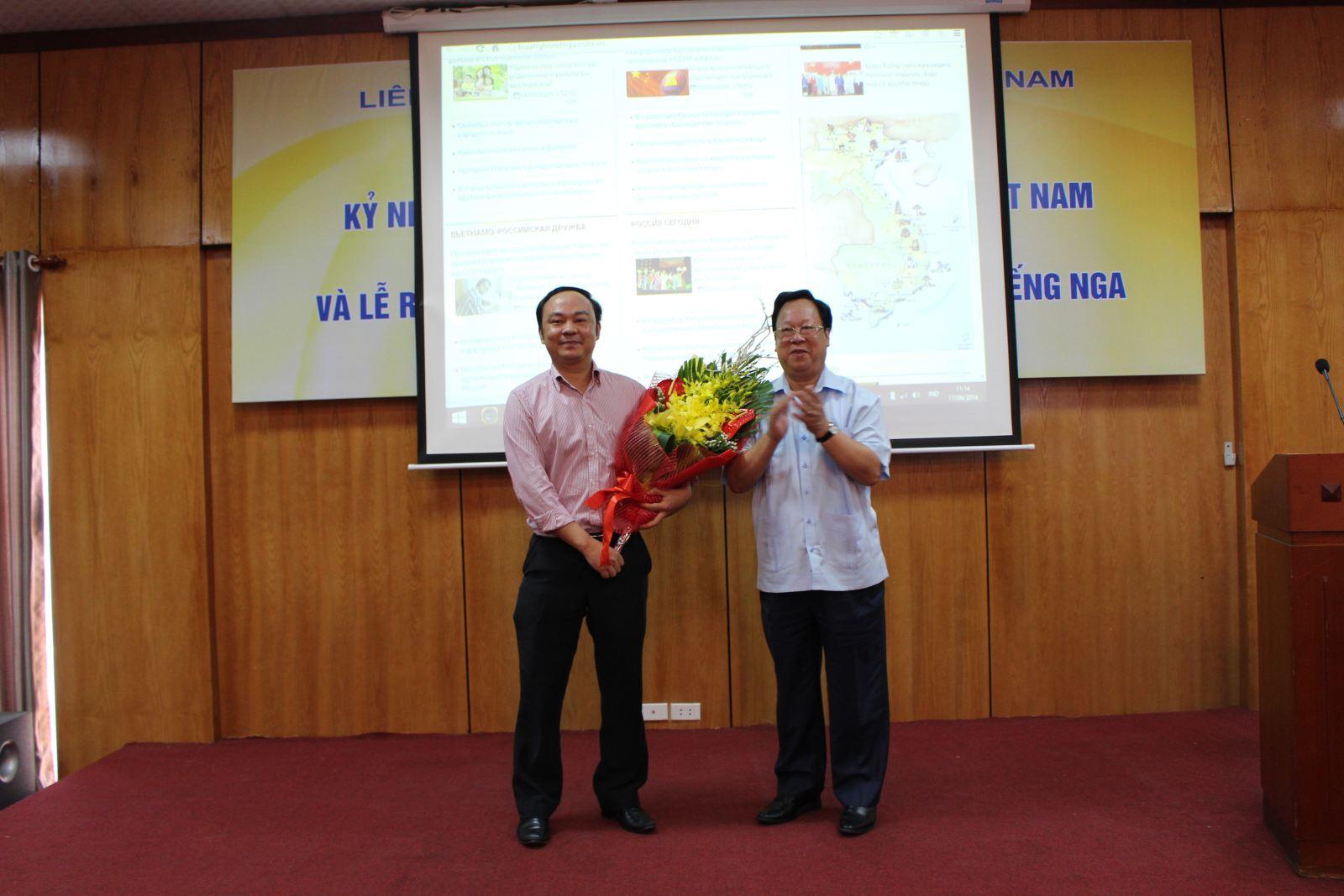 Vietnam Times online news launches Russian version