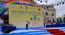 International Day of Yoga to be held in June