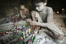 world day against child labour young children still struggle with hard work