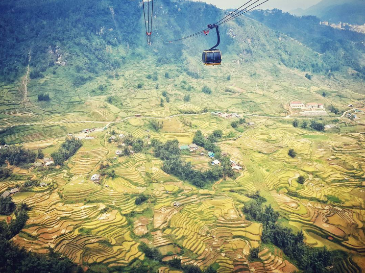 Sapa, Fansipan on top 10 Southeast Asian hikes that should be on your bucket list