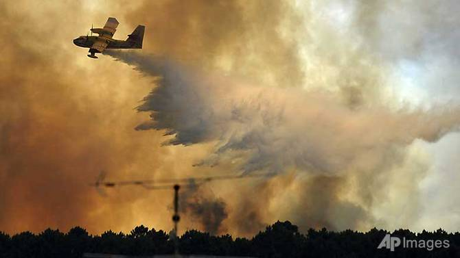 Portugal mourns as death toll from forest fire in Portugal climbs to 64
