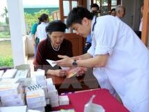 young doctors volunteer to work in mountainous border localities