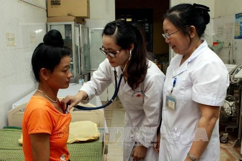 Young doctors volunteer to work in mountainous, border localities