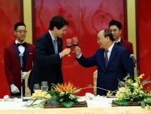 vietnam canada boost trade ties