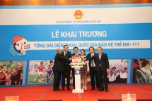 hcm city opens new childrens hotlines