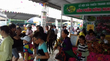 First ever Thanh Ha lychee festival kicks off in Hai Duong