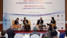dialogue discussing international law on east sea held in hanoi