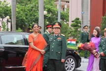 defence minister no respect for international law makes countries lose faith in each other