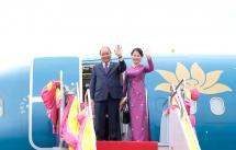 pm concludes trip to thailand for acmecs 8 clmv 9