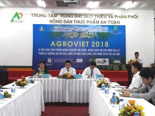 AgroViet 2018 slated for late June in Da Nang