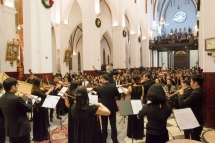 cathedral concert to be held this week