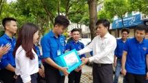 volunteers praised for dedication in helping students in national highschool examination