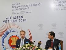 World Economic Forum on ASEAN 2018 to be held in Hanoi