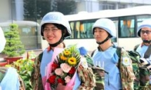 joining un peacekeeping missions affirms vns contributions to world peace