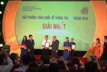 pm lauds information communications sectors achievements