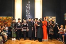 vietnamese traditional ao dai introduced in russia