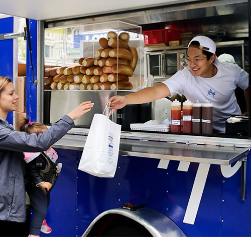 23-year-old Vancouverite opens Vietnamese food truck