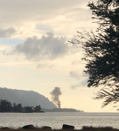 Nine dead as plane crashes in Hawaii
