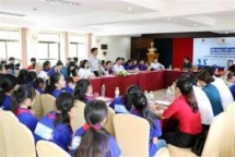lai chau works to promote local childrens participation in policy making