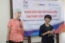 saigonchildren launches last phase of project for early intervention for children with autism in vietnam
