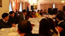gathering vietnamese scientists in australia