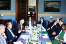 vietnam austria bolster judicial partnership